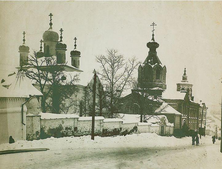 Башкортостан Благовещенский женский монастырь